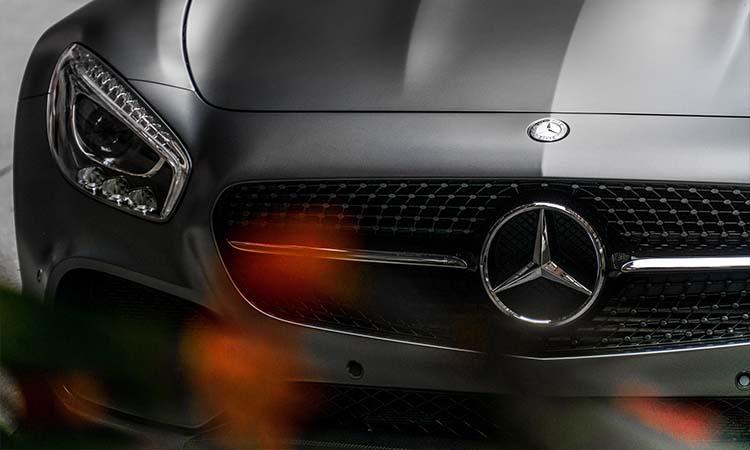 Mercedes Benz St. Gallen